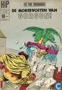 Comics - Fantastischen Vier, Die - De mokervoeten van Gorgon!