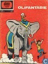 Comic Books - Ketje en Co. - Olifantasie