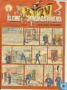 Strips - Kleine Zondagsvriend (tijdschrift) - 1945 nummer  5