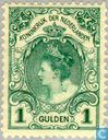 Postage Stamps - Netherlands [NLD] - Queen Wilhelmina 'Fur Collar'
