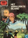Strips - Ohee (tijdschrift) - Het vervloekte eiland