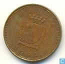 Malte 1 cent 1995