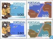 50 years 1st flight Lisbon-Rio de Janeiro