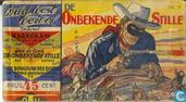 Comic Books - Lone Ranger - Karavaan + Wie is toch De Onbekende Stille + In de schaduw des doods