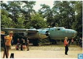 Oorlogs- en verzetsmuseum Overloon - North-American Mitchell MLD