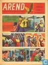 Comics - Arend (Illustrierte) - Jaargang 11 nummer 12