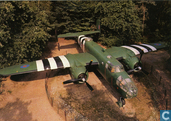 Museumpark B-25 Mitchell bommenwerper (ex MLD-vliegtuig)