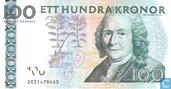 Sweden 100 kronor 2002