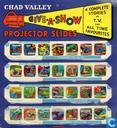 Give a show projector slides