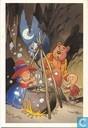 Kerstkaart 2006 - 2007 - Uitgeverij Panda