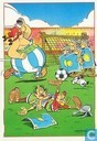 Asterix  Voetbal