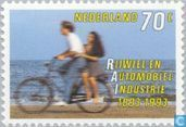 Timbres-poste - Pays-Bas [NLD] - 100 ans Association RAI
