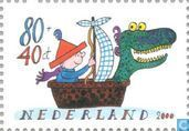 Postage Stamps - Netherlands [NLD] - Children's Stamps
