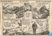 Comic Books - Red Knight, The [Vandersteen] - De vesting