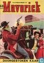 Bandes dessinées - Maverick [Warner Bros] - Doorgestoken kaart
