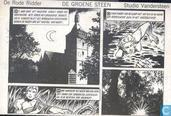 Comic Books - Red Knight, The [Vandersteen] - De groene steen