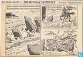Comics - Rote Ritter, Der [Vandersteen] - De koraalburcht