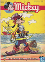 Bandes dessinées - Mickey Magazine (tijdschrift) - Mickey Magazine  83