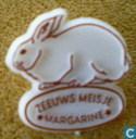 Zeeuws Meisje Margarine (konijn) [bruin]