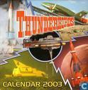Thunderbirds Calendar 2003