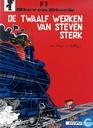 Bandes dessinées - Benoît Brisefer - De twaalf werken van Steven Sterk