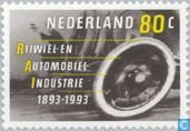Postage Stamps - Netherlands [NLD] - 100 year Association RAI