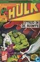 Strips - Hulk - Strijd in de ruimte