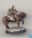 Legolas and Gimli on horseback