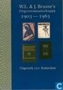 W.L. & J. Brusse's Uitgeversmaatschappij 1903-1965