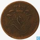 Belgium 1 centime 1836
