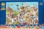 Jigsaw puzzles - Tour de France - Tour de France