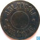 """Suriname 25 cent """"J.B.L. Nassij"""""""