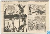 Comic Books - Red Knight, The [Vandersteen] - De hellebron