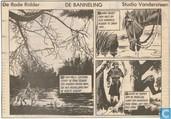Bandes dessinées - Chevalier Rouge, Le [Vandersteen] - De banneling