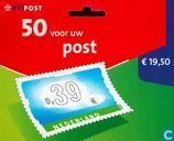 Postage Stamps - Netherlands [NLD] - Fifty for your post