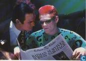 Two-Face & The Riddler