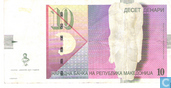 Macedonië 10 Denari