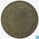 Belgium 5 francs 1833