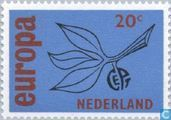 Postage Stamps - Netherlands [NLD] - Europe – Twig and Fruit