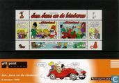Jan Jans Strip Stamps