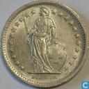 Monnaies - Suisse - Suisse ½ franc 1970