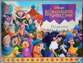 Disney's De klokkenluider van de Notre Dame Domino