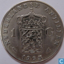 Netherlands Antilles 1 guilder 1963