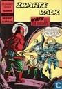 Bandes dessinées - Zwarte Valk - Invasie uit de ruimte