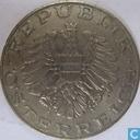 Monnaies - Autriche - Autriche 10 schilling 1974