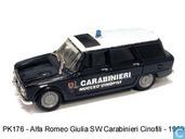 "Alfa Romeo Giulia Break ""Carabinieri Nucleo Cinofili"""