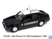 Alfa Romeo 75 1600 Carabinieri