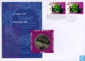 Postzegels - Nederland [NLD] - Franz Schubert