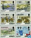 1994 invasion de la Normandie de 50 ans (JER 137)