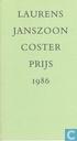 Laurens Janszoon Costerprijs 1986